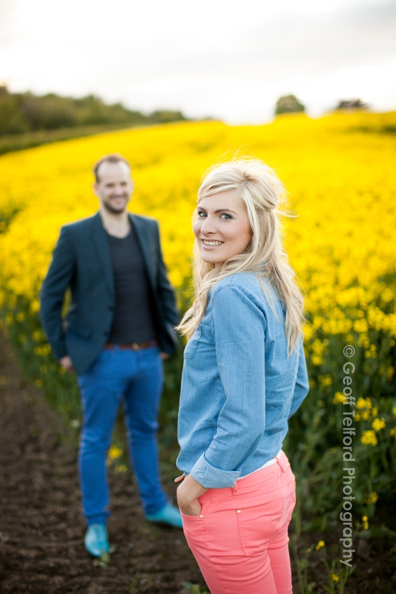 Raymond & Amy - Geoff Telford Photography