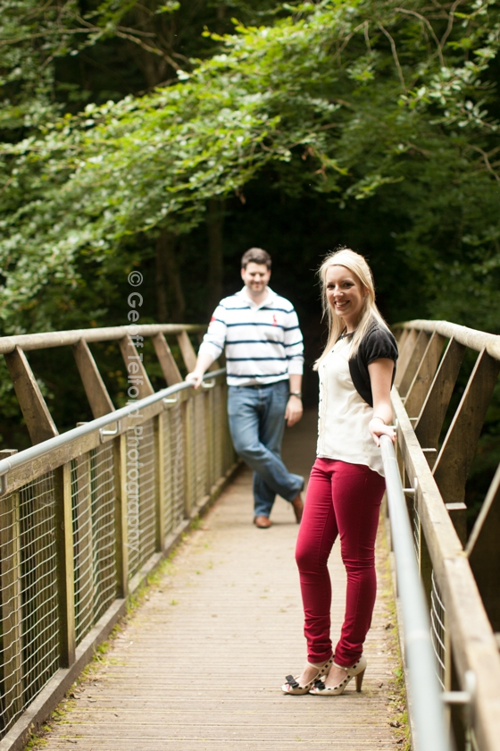 Geoff Telford Photography - Matt & Hayley's Pre Wedding Shoot
