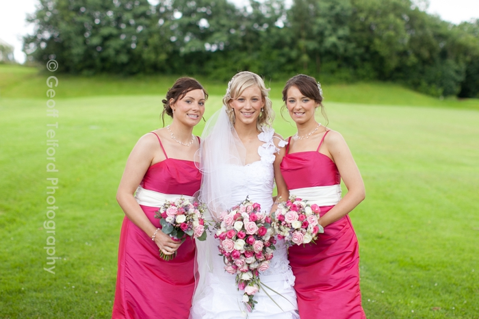 Geoff Telford Photography - Stuart & Roberta's Wedding