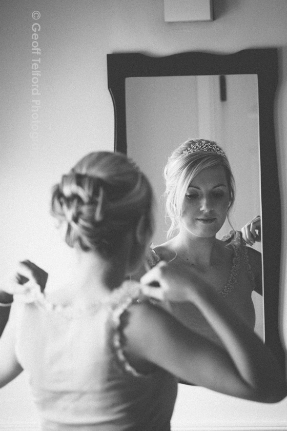Matt & Hayley's Wedding - Geoff Telford Photography - Old Crawfordsburn Inn