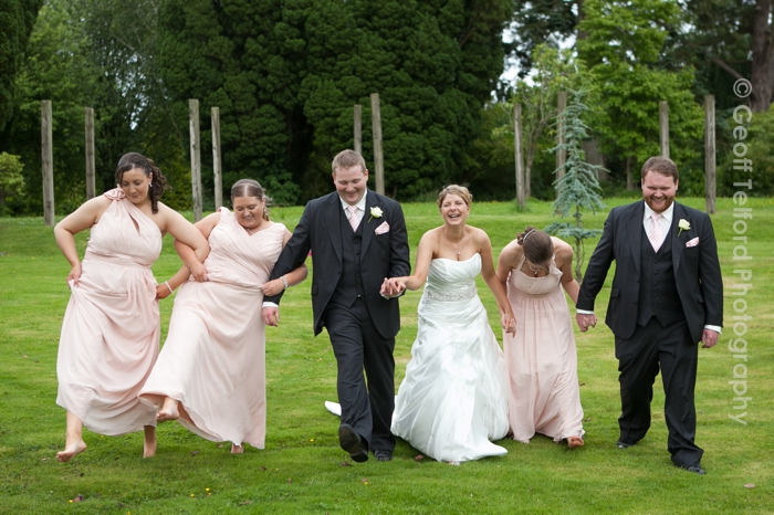 Willie & Debbie's Wedding - Geoff Telford Photography