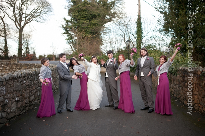 Matt & Cheryl's Wedding - Geoff Telford Photography - Contemporary Wedding Photography in Northern Ireland