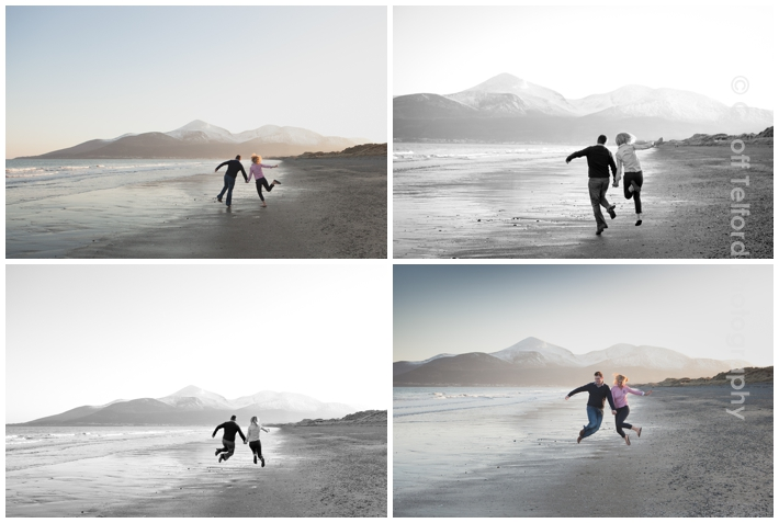Chris & Emma's Engagement Shoot - Murlough Bay, Dundrum, Co. Down  – Wedding & Portrait Photography Northern Ireland