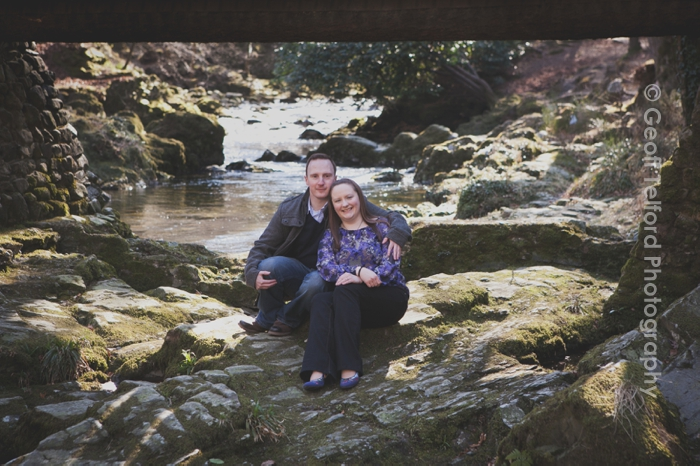 Ross & Sarah's Engagement Shoot - Tollymore Forest Park, Newcastle, Co. Down -  – Wedding & Portrait Photography Northern Ireland
