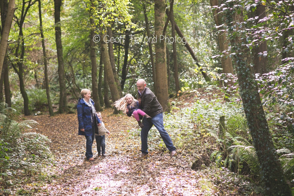 Wishart Family - Gosford Forest Park, Markethill - Professional Family Photography, Northern Ireland