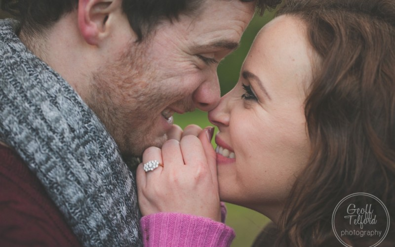 Rory and Ally's Engagement Shoot at The Argory
