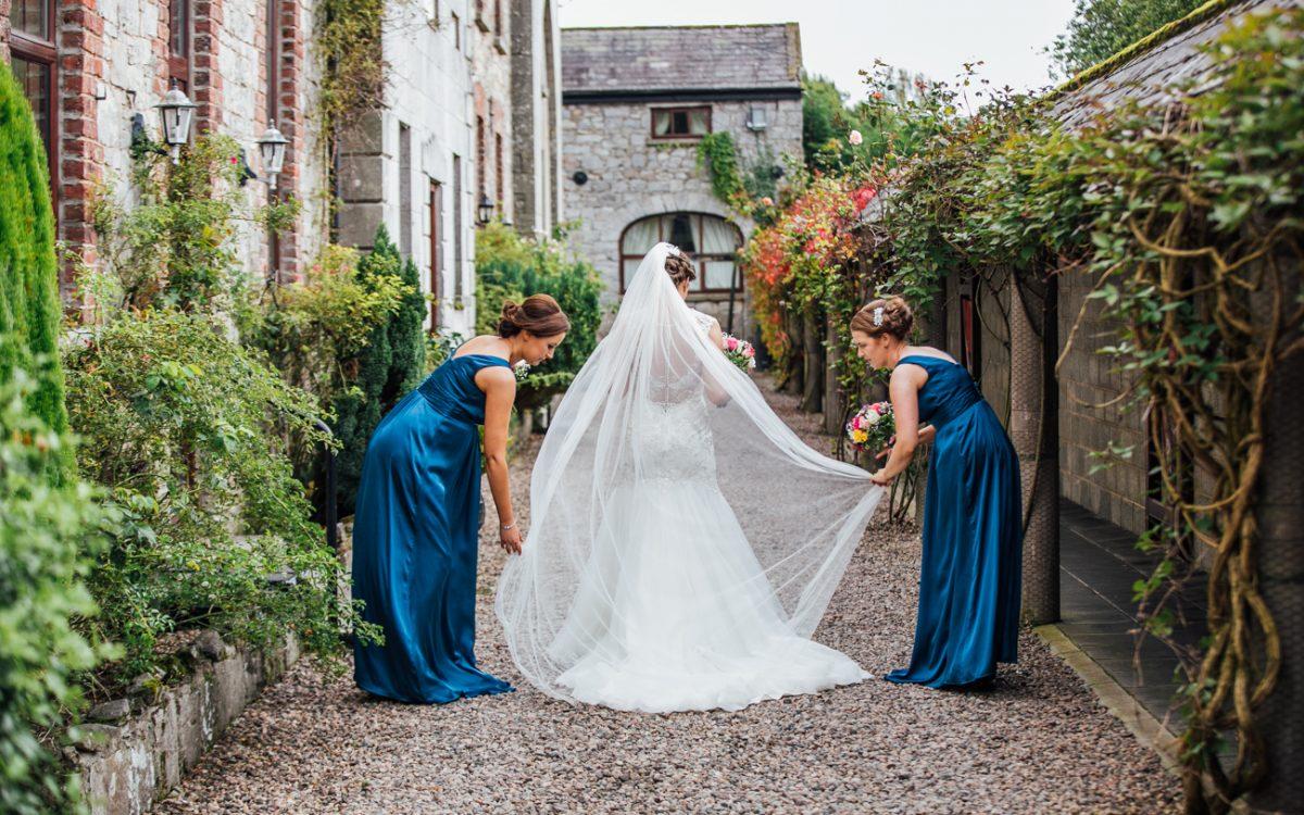 David & Alison's Wedding at Cabra Castle, Co. Cavan