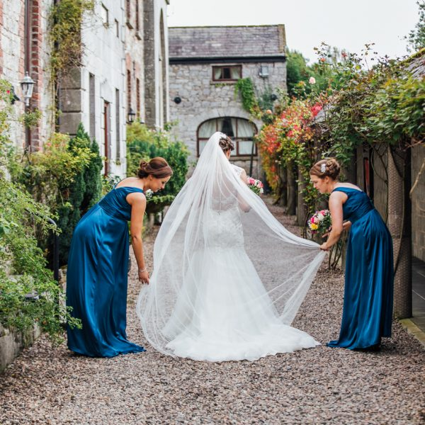 David & Alison's Wedding at Cabra Castle, Co. Cavan