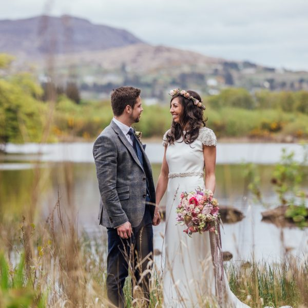 Jonny & Hannah @ Lough Eske Castle