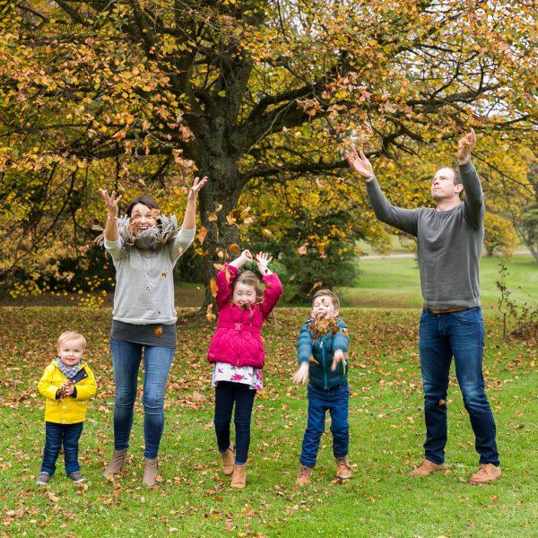 Davidson Family @ Kilbroney Park |