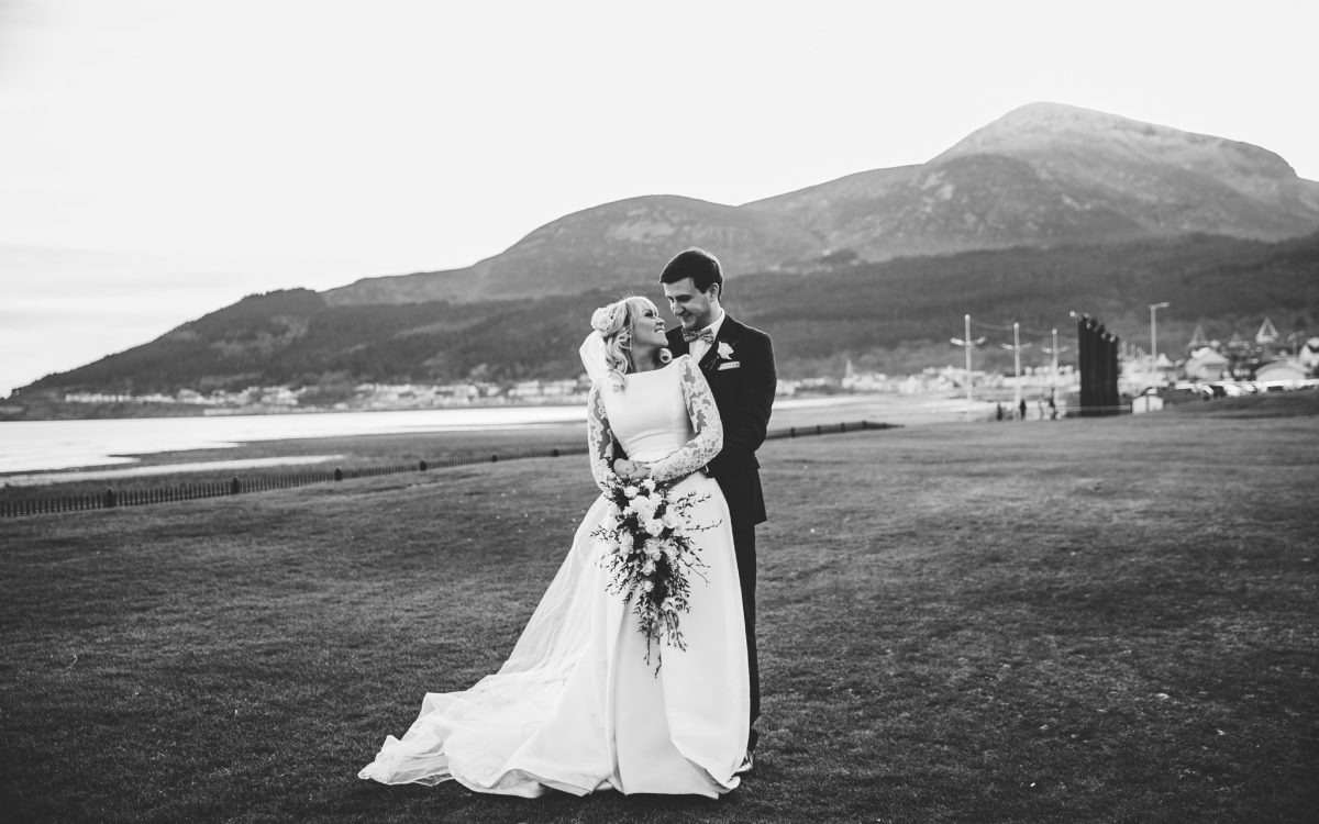 Adam & Jill @ Slieve Donard Resort & Spa