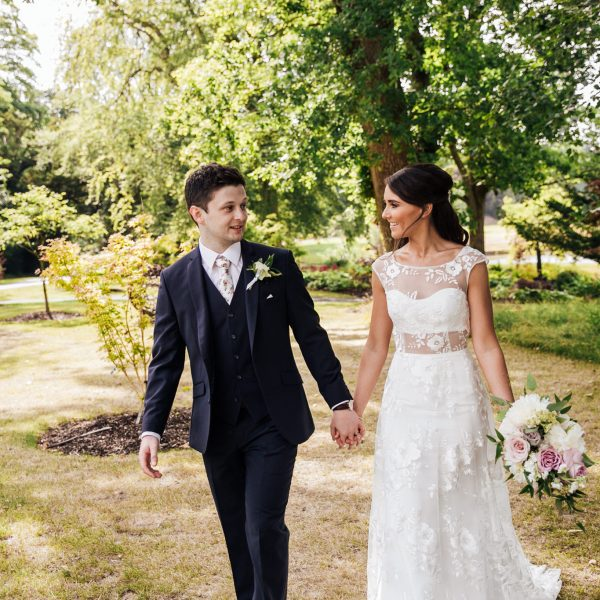 Andy & Nicola @ The Carriage Rooms, Montalto